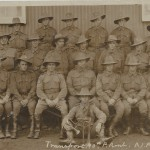 WW1 10th field ambulance, with Karl Oscar Rankin
