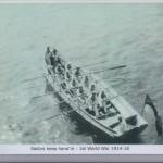 Sailors keep hand in - 1st World War 1914-18