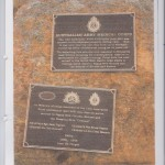 Nagambie Road Plaques Dedication May 12th 2004