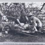 On the Sanananda Track. Captain C.R. Copland NEW GUINEA 1942