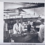 Dispensary at Oro Bay NEW GUINEA 1943
